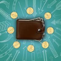 Modello di denaro realistico