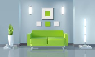 Design del soggiorno