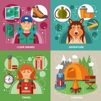 Escursionismo 2x2 Design Concept
