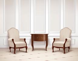 Interior Design classico