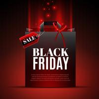 Modello di vendita del venerdì nero
