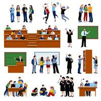 Studenti presso l'Università