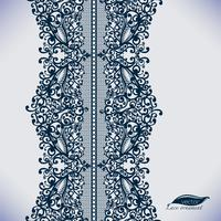 Carta da parati infinitamente, decorazione per il tuo design, lingerie e gioielli. vettore