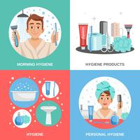 Set composizioni per l'igiene