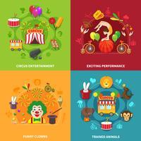 Set piatto circo