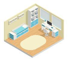 Composizione camera per bambini