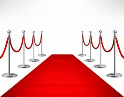 Illustrazione Red Carpet