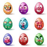 Felice fumetto di Pasqua