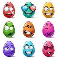 Buona Pasqua, Set color egg.
