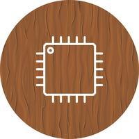 Progettazione dell'icona del processore