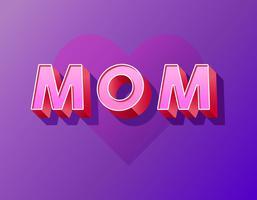 Tipografia della mamma
