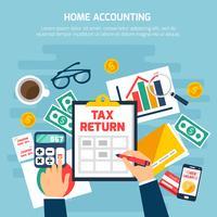 Composizione contabile domestica