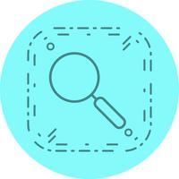 Trova Icon Design vettore