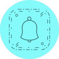 Disegno dell'icona di notifica vettore