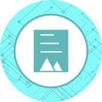 disegno dell'icona del documento