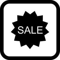 Progettazione dell'icona di vendita