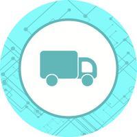 disegno dell'icona del camion