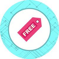 Tag Icon Design gratuito vettore