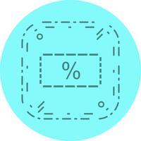 Sconto Icon Design