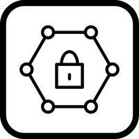 Progettazione di icone di rete protetta