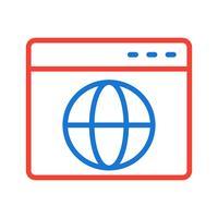 disegno dell'icona del browser