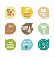 badge di viaggio
