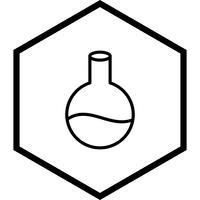 disegno dell'icona di pallone vettore