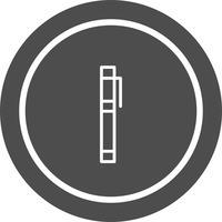 disegno dell'icona di marcatori