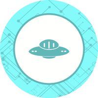 disegno dell'icona del ufo