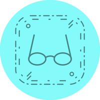 Occhiali Icon Design
