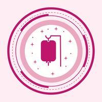 disegno dell'icona gocciolamento