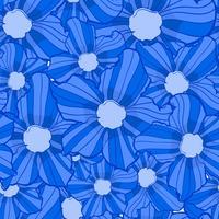 fiore modello senza soluzione di continuità, trama di sfondo fiore, motivo floreale senza soluzione di continuità