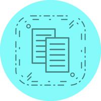 File Icon Design vettore