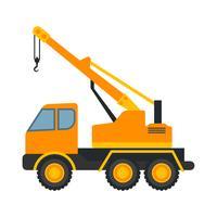 logo di attrezzature pesanti isolato su sfondo bianco