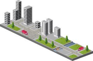 edifici vettore