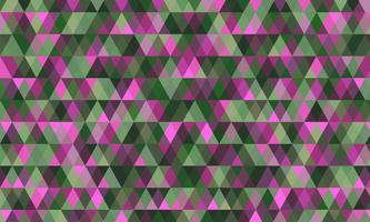 basso poligono e sfondo geometrico in stile vintage e retrò