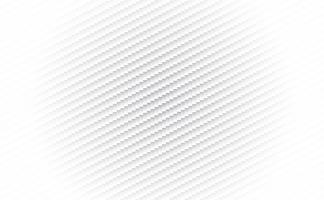 sfondo bianco di kevlar, disegno astratto in fibra di carbonio. illustrazione vettoriale