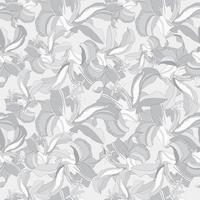 Motivo floreale Fiore sfondo senza soluzione di continuità. Fiorisce il giardino ornamentale vettore