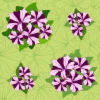 Motivo floreale senza soluzione di continuità. Sfondo decorativo fiore