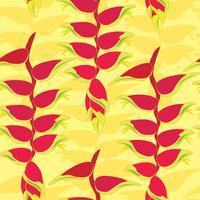 foglie d'autunno sfondo modello senza soluzione di continuità