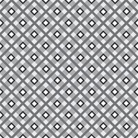Ornamento di stoffa Seamless pattern tartan Sfondo geometrico quadrato vettore