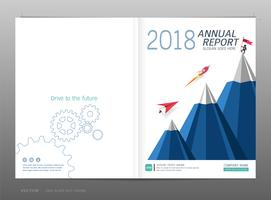 Coprire la relazione annuale di progettazione, la leadership e il concetto di avvio.