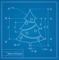 Cianografie di Natale