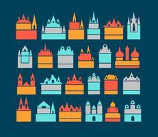 edifici della città