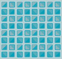 sfondo pastello quadrato e geometria vettore