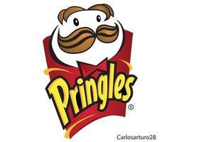 Vettore di logo di Pringles