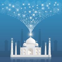 Banner di Ramadan Kareem, sfondo di Ramadan Kareem