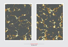 Sfondo di copertina in marmo dorato.