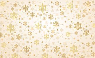 sfondo di banner invernale fiocco di neve