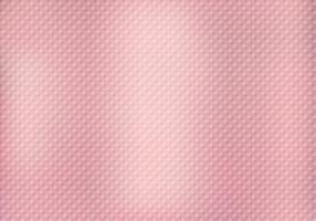 Struttura astratta del modello dei quadrati sul fondo rosa dell'oro